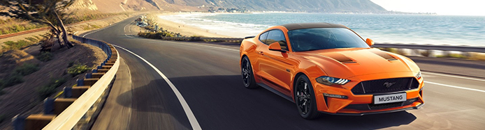 Ford Mustang Named World's Best-Selling Sports Car For Fifth Year Running