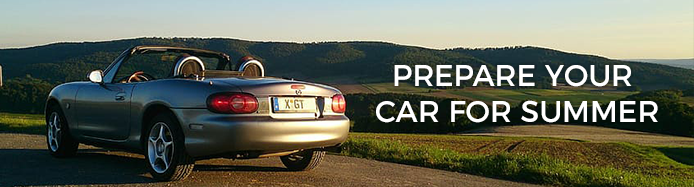 How To Prepare Your Car For Summer - A Short Guide
