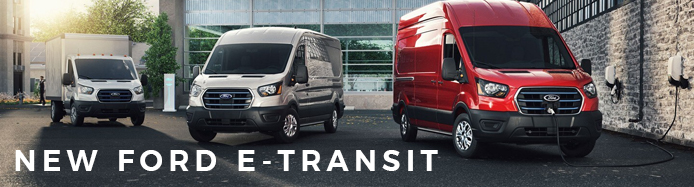 New 2022 Ford E-Transit Revealed: Details, Specs, Features & Prices