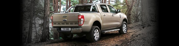 The New Ford Ranger Takes On The Mitsubishi L200