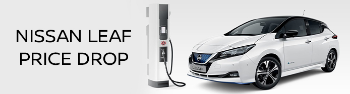 Price Reductions Announced On Award-Winning Nissan LEAF