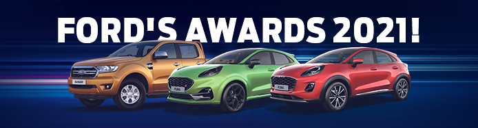 Ford's Awards 2021!