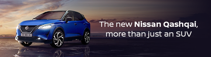 The all new Nissan Qashqai: More than just an SUV