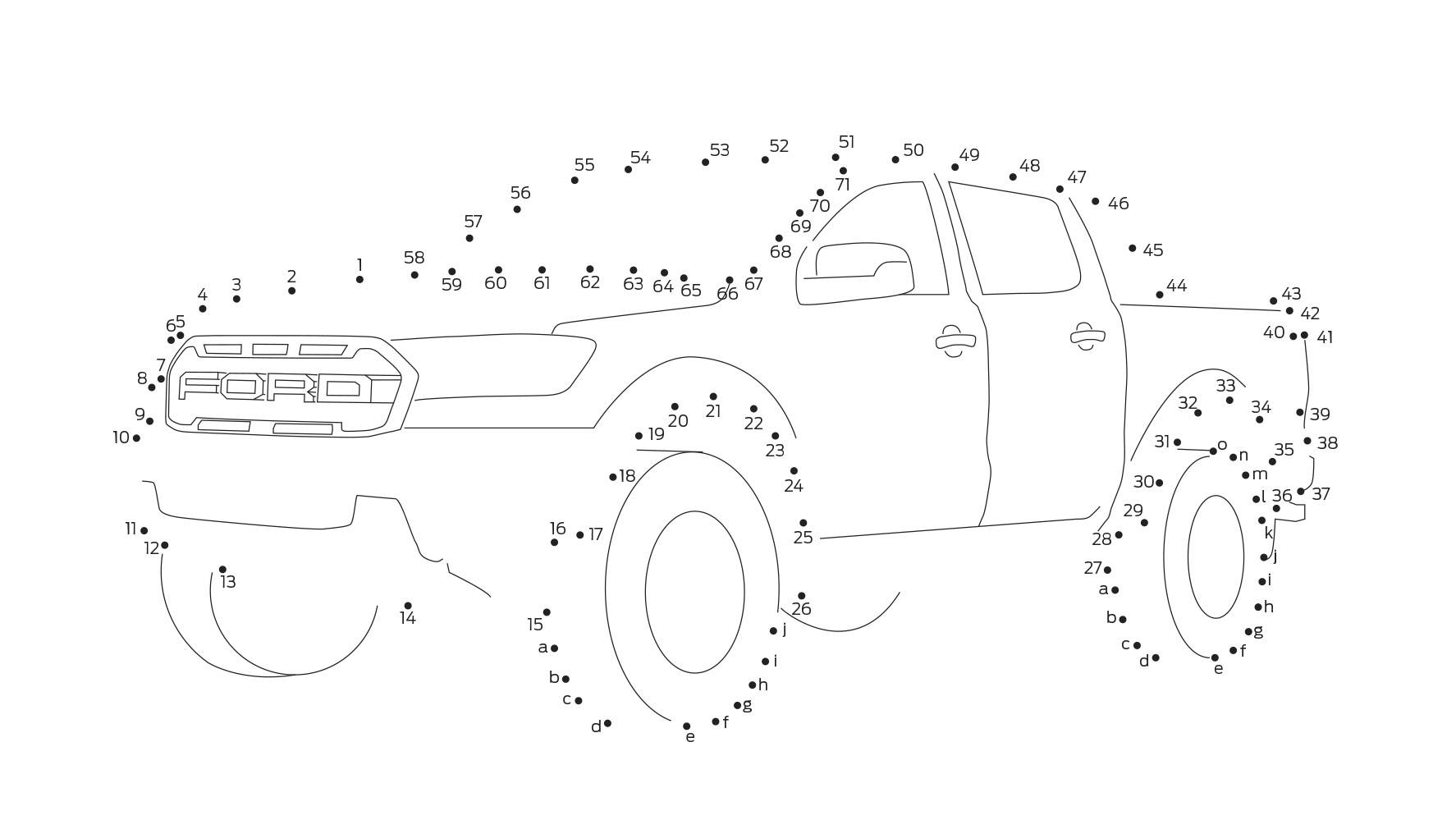 Ford Stay Home Ranger dot to dot puzzle