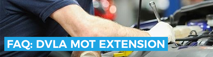 MOT Extensions Ending On 1 August
