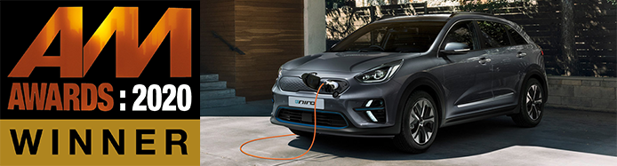 Kia Earns New Car of the Year & Franchise Partner of the Year at 2020 AM Awards