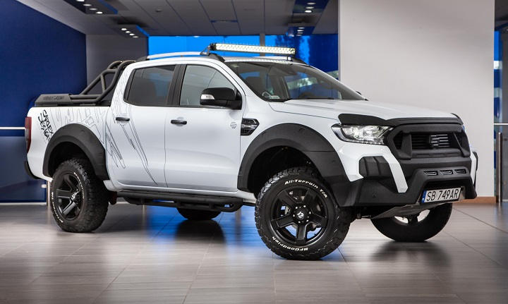 Extremely exclusive customised Ranger