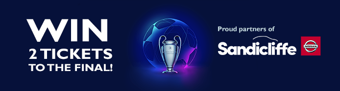 Win 2 Tickets To The UEFA Champions League Final In Istanbul This May