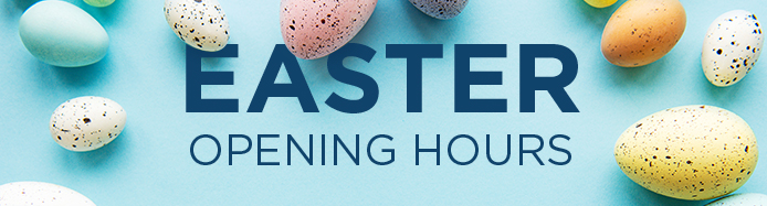 Sandicliffe Easter Opening Hours