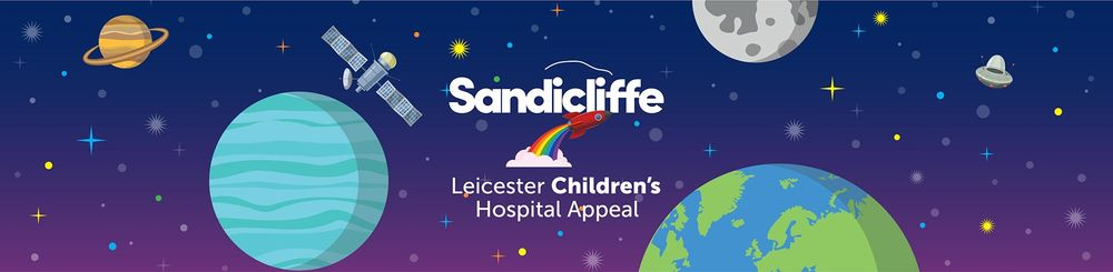 Sandicliffe Join Leicester Hospitals Charity To Secure First Children's Hospital