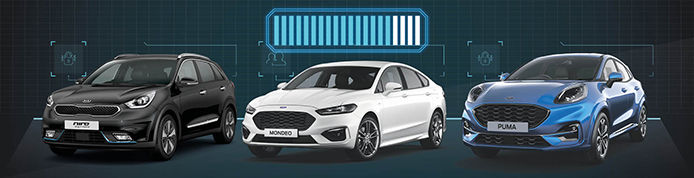Which Type Of Electric Vehicle Is Right For Me?