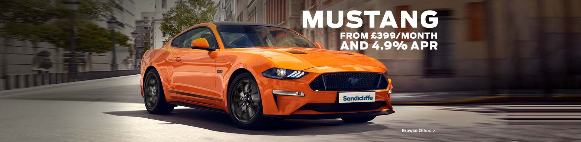Ford Mustang Page
