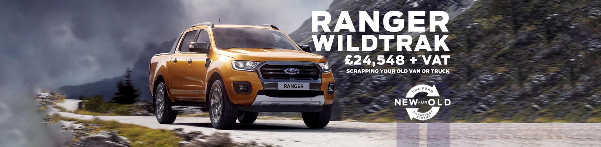 Ford Ranger Page - Scrappage