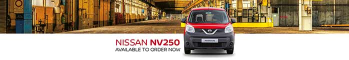 Nissan Nv250 available now
