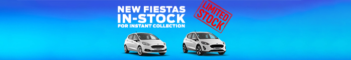 /ford/fiesta New In Stock Banner