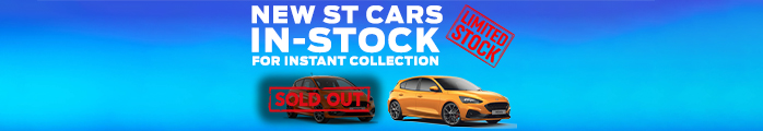 /ford/focus New In Stock