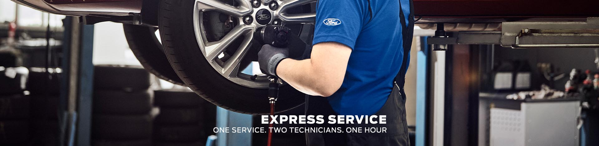 Ford Express Servicing