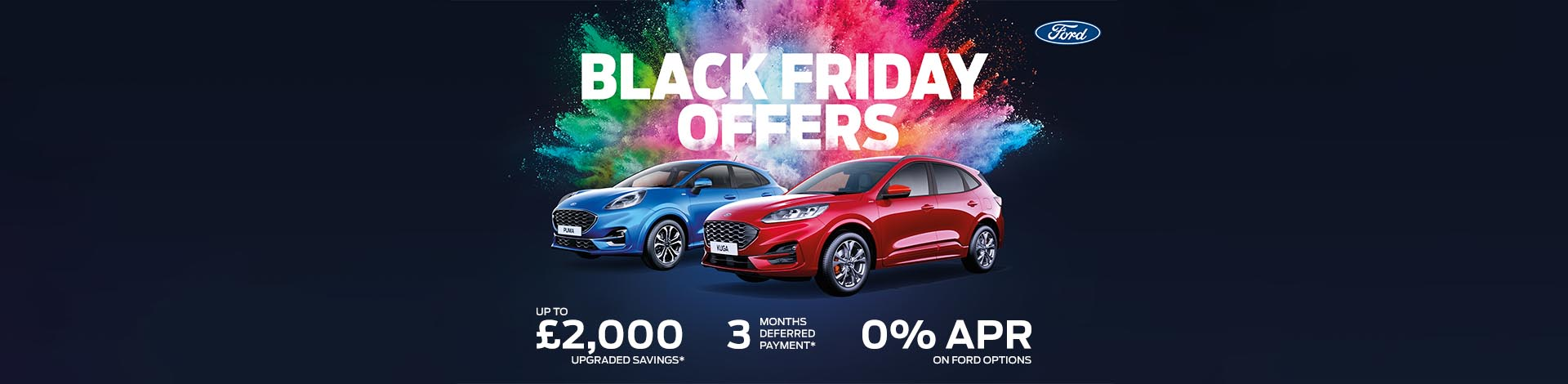 Ford Black Friday