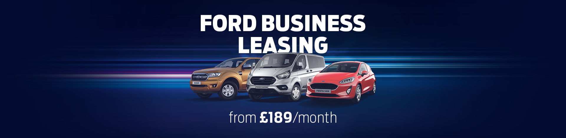 Ford Leasing Page