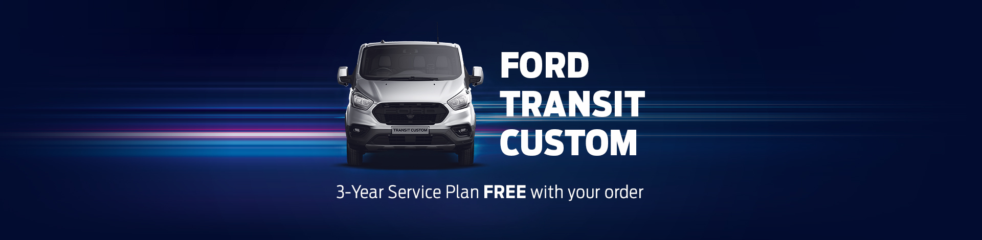 Transit Custom Service Plan Offer - EXPIRES 31-03-21