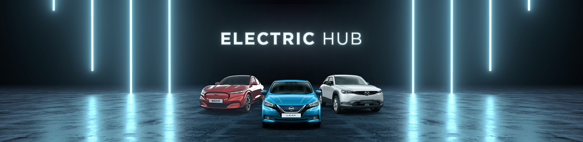 / Electric Cars Banner