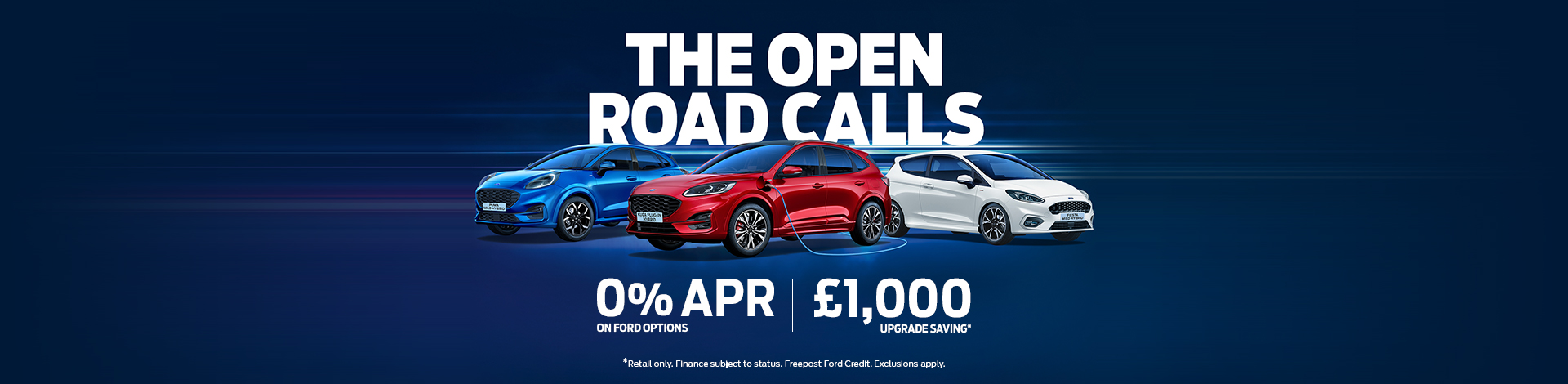 Ford - The Open Road Calls