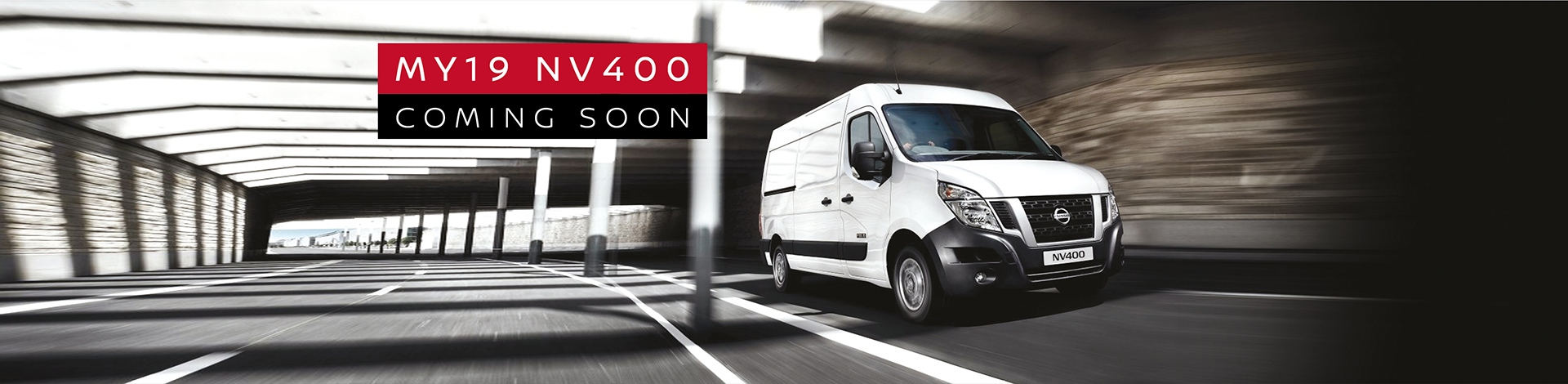 Nissan NV400 Coming Soon