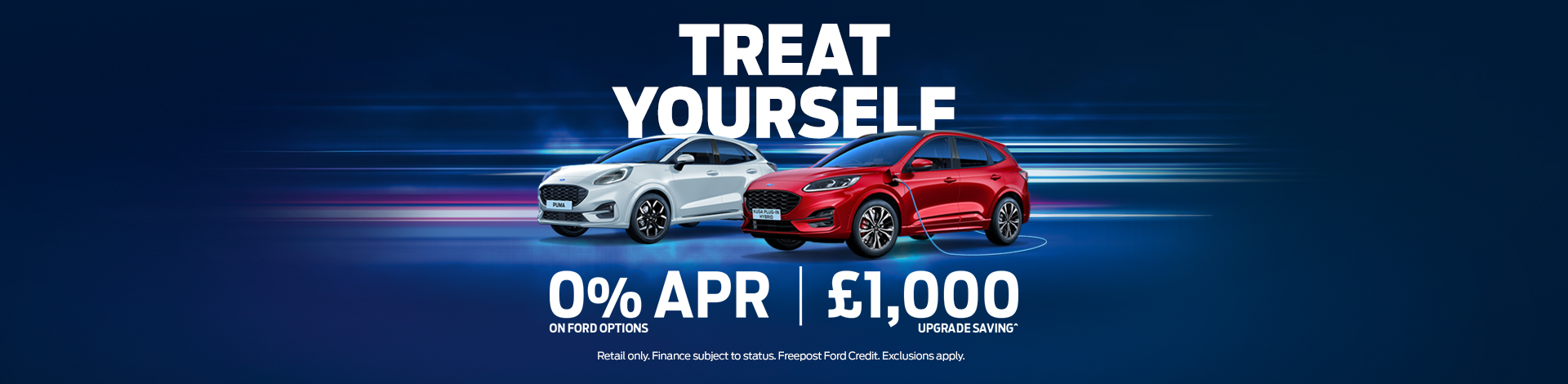 Ford Q4 Treat Yourself