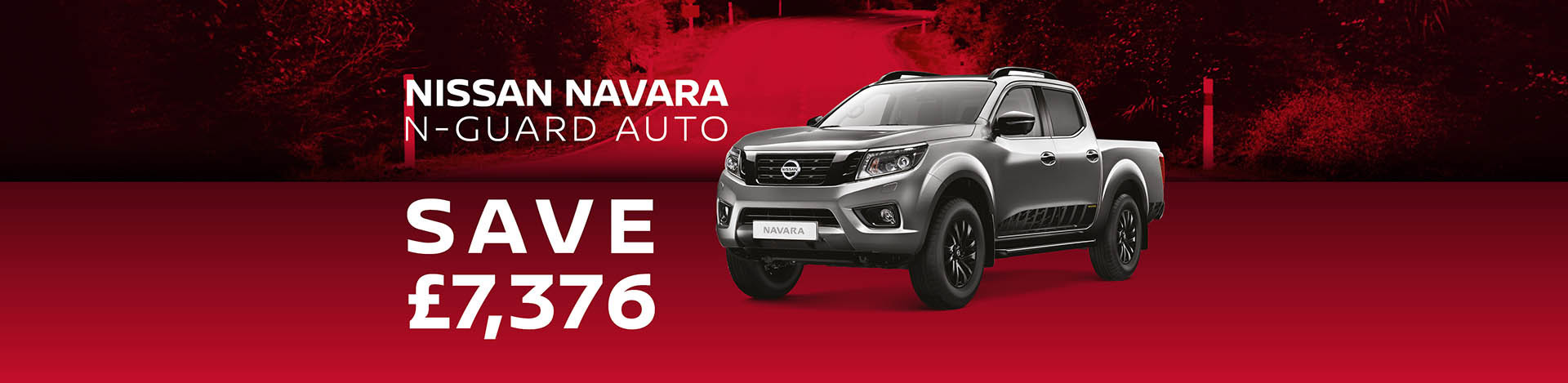 Nissan Navara N-Guard Auto Offer