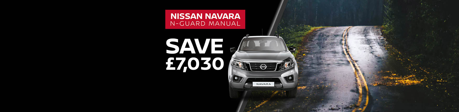 Nissan Navara N-Guard Manual Offer
