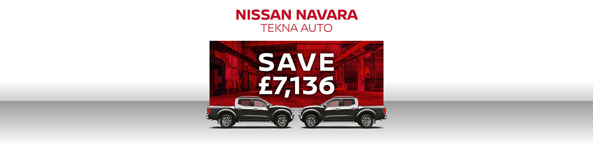 Nissan Navara Tekna Auto Offer