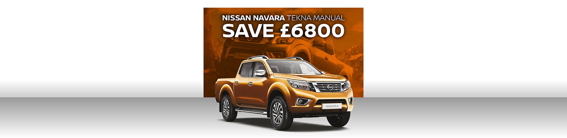 Nissan Navara Tekna Manual Offer