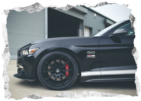 New Ford Mustang Shelby 2015