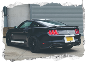 Ford Mustang Shelby 2015