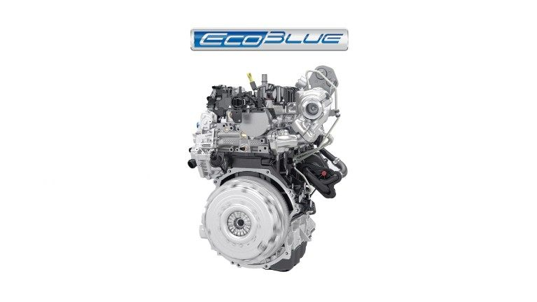 Ford Chassis Cab Engine
