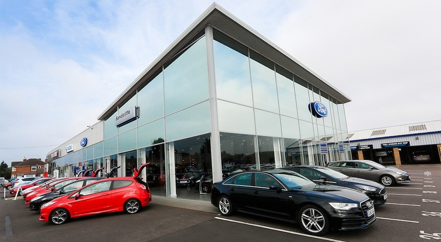 Ford Motability Dealership in Loughborough, Leicestershire