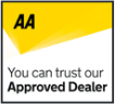 AA Approved Logo