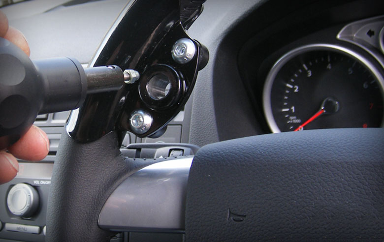Motability Steering Aid Hand Controls for Cars