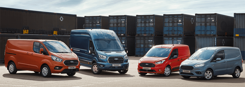 Contact your Ford Transit Centre