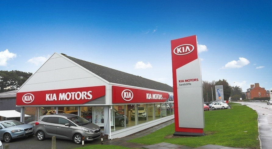 Kia Motability Dealership in Melton Mowbray, Leicestershire