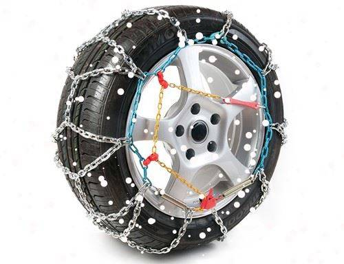 16mm-Heavy-Duty-Snow-Chain--18--Wheels-4x4-Van-Car-Motorhome-235-55-R18-TXRPRO 1