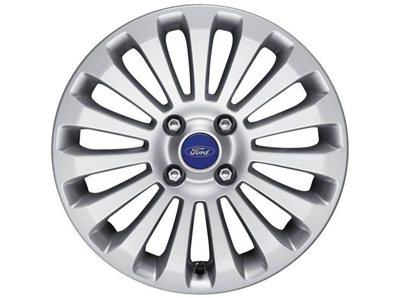 Genuine-Single-Ford-Fiesta-16--Alloy-Wheel----15-Spoke-Design-(1495707) 1
