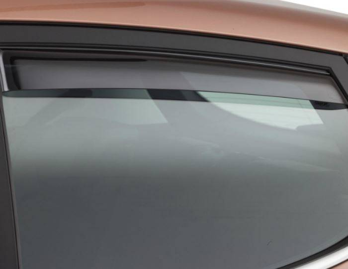 Genuine-Ford-Fiesta-2017>-ClimAir-Side-Wind-Air-Deflectors---Black-Rear,-5-Door 1
