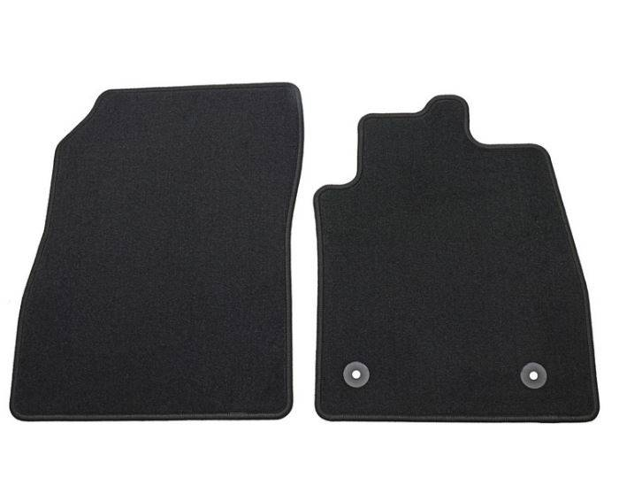 Genuine-Ford-Fiesta-2017>-Front-Standard-Carpet-Mats---Floor-Mats---2195332 1