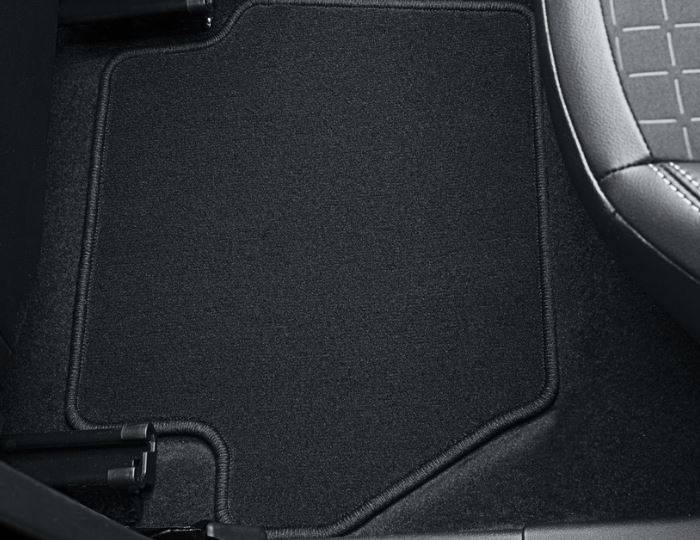 Genuine-Ford-Fiesta-2017>-Rear-Standard-Carpet-Mats----Floor-Mats---2109955 1