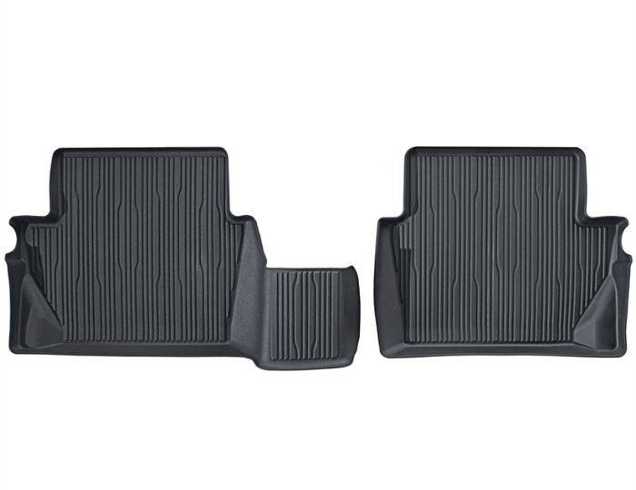 Genuine-Ford-Fiesta-2017>-Set-of-Rear-Rubber-Floor-Mats---2109989 1