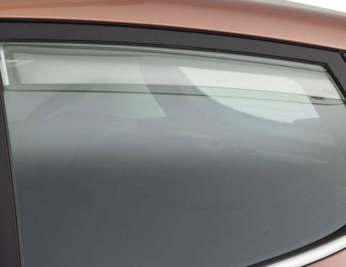 Genuine-Ford-Fiesta-2017>-ClimAir-Side-Wind-Air-Deflectors,-Transparent-Rear,5-Door 1