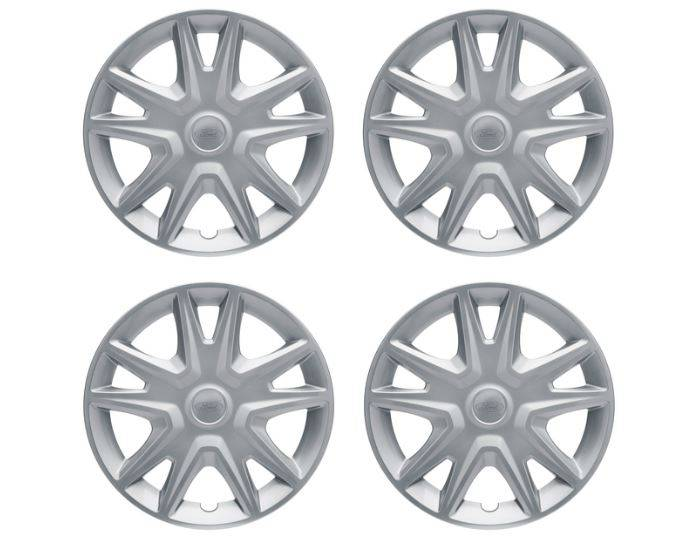 Genuine-Ford-Fiesta-2017>-15--Wheel-Trims---Wheel-Caps--Kit-of-4---2172807 1