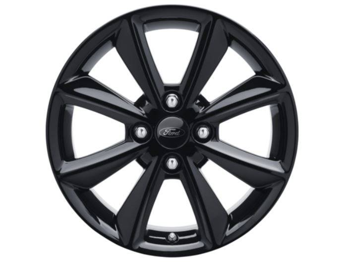 Genuine-Ford-Fiesta-2017>-16--Alloy-Wheel---Black---2237394 1