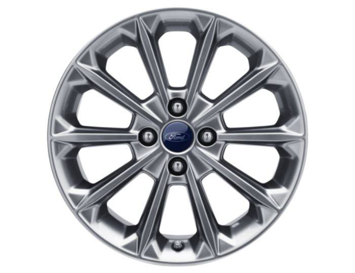 Genuine-Ford-Fiesta-2017>-17--Alloy-Wheel---Luster-Nickel---2089633 1